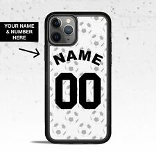 Personalized Soccer Phone Case for Apple iPhone iPod & Samsung