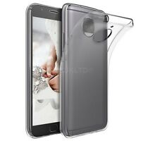 Transparent Clear Silicone Slim Gel Case For Motorola Moto G5S Plus