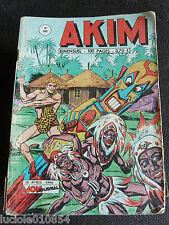 AKIM N°  163  Mon journal 1966