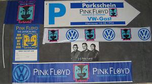 PINK FLOYD 1994 Volkswagen promo tour items