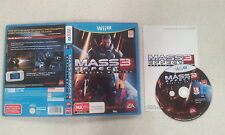 Mass Effect 3 Special Edition Nintendo Wii U