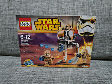 Lego Star Wars 75089 Genosis Troopers