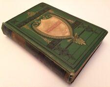 Henry Wadsworth Longfellow, Poetical Works, Antique Hardback, Gall & Inglis