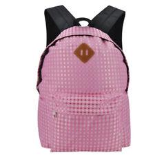 Everyday Deal Sophia Casual School Backpack Daypack (Pink)
