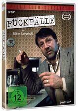 Rückfälle * DVD Alkoholikerdrama Film Drama Günter Lamprecht Pidax Neu Ovp