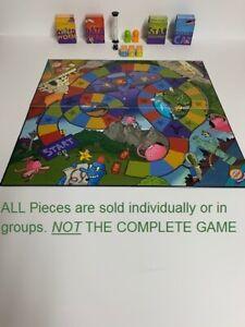 U-PICK 2008 Cranium Family Edition game pieces parts - choose a part
