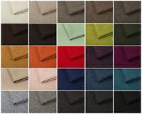 Möbelstoff Polsterstoff Stoff Portland Webstoff Strukturstoff über 25 Uni Farben