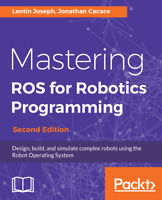 Mastering ROS for Robotics Programming - Second Edition - [P.D.F] book by Packt