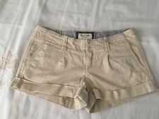 ABERCROMBIE AND FITCH SHORT TAILLE UK 2/S/W30