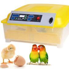 New listing 80W Automatic 48 Digital Egg Incubator Hatcher,Egg Turning Temperature Control