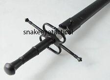 German Bastard Full Tang Tempered Battle Ready Handmade Sword *SHARP EDGE BLADE*