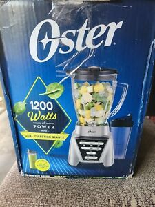 Oster - Pro® 1200 Plus Blend-N-Go® Smoothie Cup - Brushed Nickel