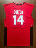 New Zac Efron #14 Troy Bolton East High School Wildcats Basketball Jersey Stitch