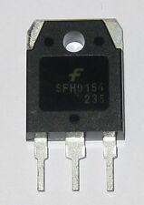 Advanced Power Mosfet Fairchild Sfh9154 150v 18a P Channel To 3p Case