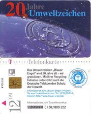 Telefonkarte PD-Serie PD 8 98 - 20 Jahre Umweltzeichen - 12 DM, wohl leer