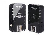 2x transmetteurs déclencheur YN-622C sans-fil E-TTL pour Canon