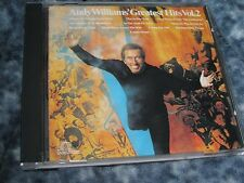"""ANDY WILLIAMS CD """"GREATEST HITS VOL.2"""" 1973 CBS RECORDS"""