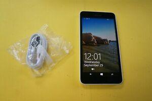 Microsoft Lumia 640 XL LTE - 8GB-White (AT&T)  FREE BUNDLE & SHIP