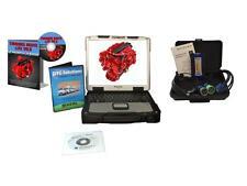 Cummins Engine Diesel Diagnostic Laptop Kit Nexiq 124032 Heavy Truck Tool NEW