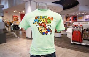 Situen N.intendo Super Mario Luigi Kanji T-Shirt Navy