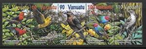 VANUATU SG848a 2001 BIRDS ( 3rd SERIES ) MNH