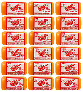 18 Packs Rattlesnake Oil Soap Bar Jabon De Aceite De Vibora De Cascabel Unisex