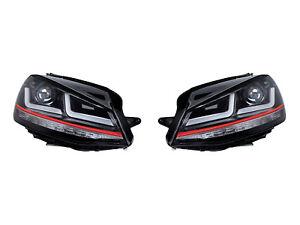 OSRAM LEDriving® VW Golf 7 VII MK7 GTI EDITION Full LED Scheinwerfer (Halogen)