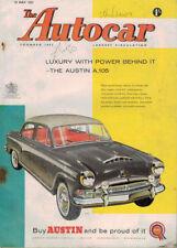 The Autocar Cars, Pre-1960 Transportation Magazines
