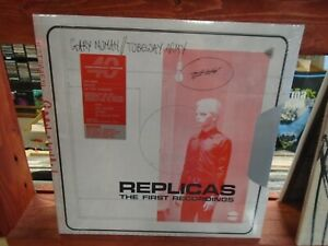 Gary Numan Replicas First Recordings 2x LP NEW SAGE GREEN Colored New Wave Synth