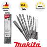 Makita D-46361 SDS-Plus Bohrer / Meissel Set Bohrersatz Spitzmeissel 10 Stk.