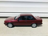 Rare OttoMobile 1:18 - BMW E30 325 Is Coupé Phase 2 - OT102 LTD Otto Models