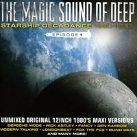 VARIOUS - THE MAGIC SOUND OF DEEP 2 CD NEU