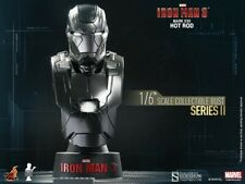 Iron Man 3 Mark XXII Hot Rod 1:6 Collectible Bust Series II by Hot Toys