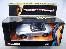 James Bond 007 - BMW Z8 - THE WORLD IS NOT ENOUGH - Corgi Toys