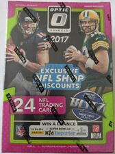 2017 Panini Donruss Optic Football Blaster Box (6 packs) Mahomes, McCaffery RC?
