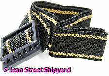 Marine Boat Battery Box Strap and Footman Hardware 38 / 40 inch Hold Down Kit