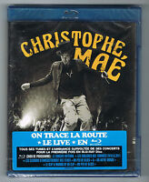 CHRISTOPHE MAÉ - ON TRACE LA ROUTE - LE LIVE - BLU-RAY NEUF NEW NEU