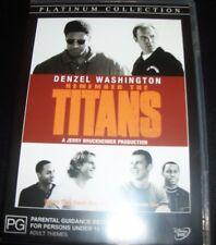 Remember The Titans (Australia Region 4) DVD - New