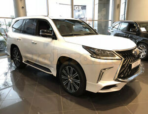 Bodykit TRD Superior (pearl white) for Lexus LX570 LX450d (2016+)