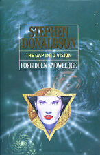 Forbidden Knowledge: The Gap into Conflict No.2-Stephen R. Donaldson-1st UK Ed.