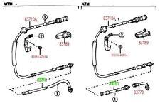 TOYOTA OEM 86-92 Supra-Speedometer Speedo Cable 8371014800
