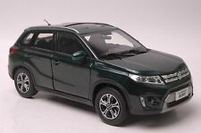 Suzuki Vitara car model in scale 1:18 green
