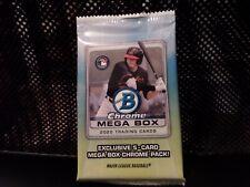 2020 Bowman Chrome Mega Box Exclusive 5-Card Pack (1)