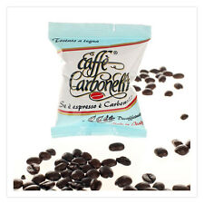 600 CIALDE CAPSULE caffè carbonelli decaffeinato COMPATIBILI LAVAZZA CAFFE'
