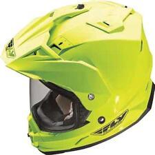 Fly Racing NEW Mx Trekker Yelllow Hi-Vis Off Road Adventure Dual Sport Helmet XS