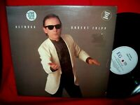 ROBERT FRIPP Network mini LP 1985 AUSTRALIA Mint- Eno Peter Gabriel David Byrne