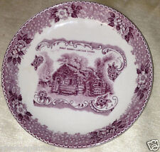 JONROTH ADAMS FIRST BERRY LINCOLN STORE PLATE NEW SALEM STATE PARK PETERSBURG IL