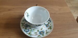 THE LEONARDO COLLECTION CUP AND SAUCER.