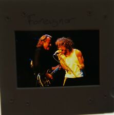 FOREIGNER I Want to Know What Love Is Cold as Ice Double Vision ORIGINAL SLIDE 3