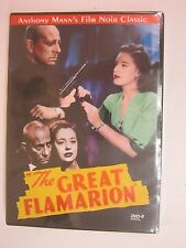 The Great Flamarion (DVD, 2012) BRAND NEW   FACTORY SEALED    FREE SHIPPING